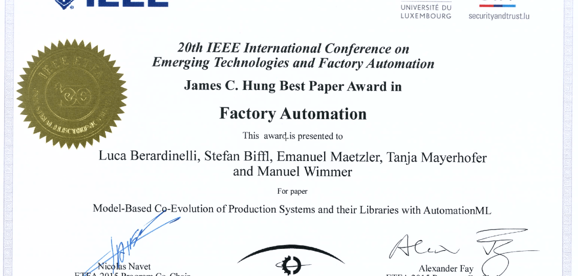 ETFA2015_best_paper_award